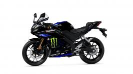 Yamaha YZF-R125 Monster Edition