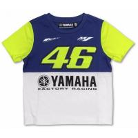 Dětské tričko Valentino Rossi Dětské tričko Valentino Rossi - 4-5 let, centrální sklad 3-5 dní